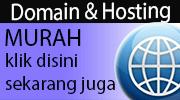 Hosting Domain Murah
